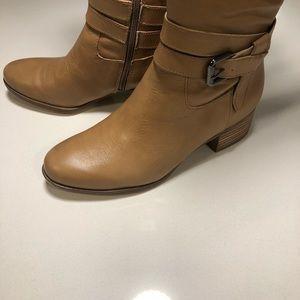 Tan Naturalizer Boots